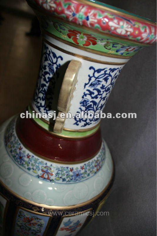 Antique decorative Porcelain Vase RYVC03