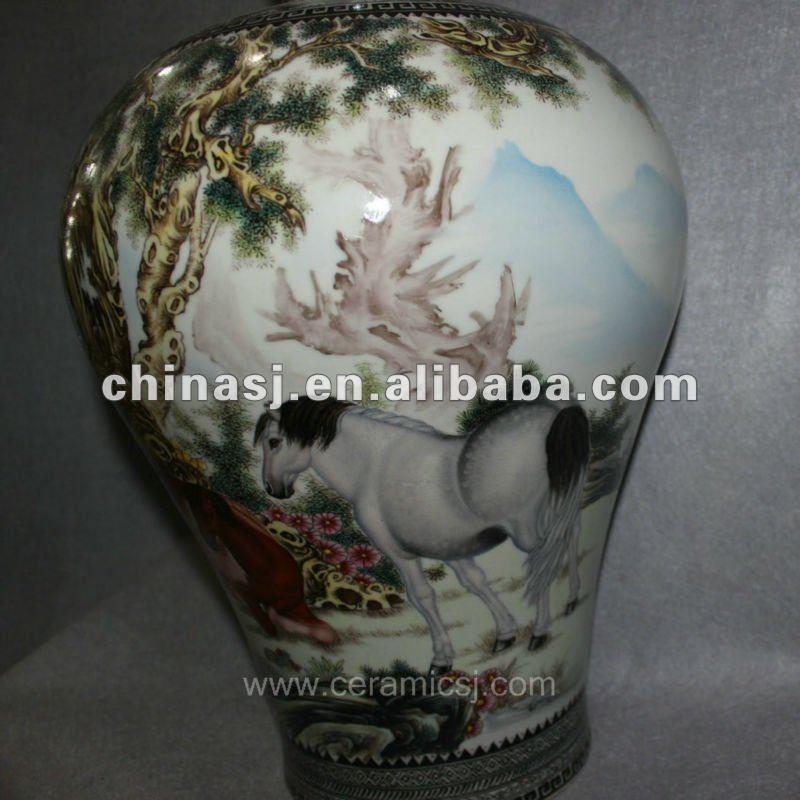 Antique decorative Porcelain Vase RYVC05