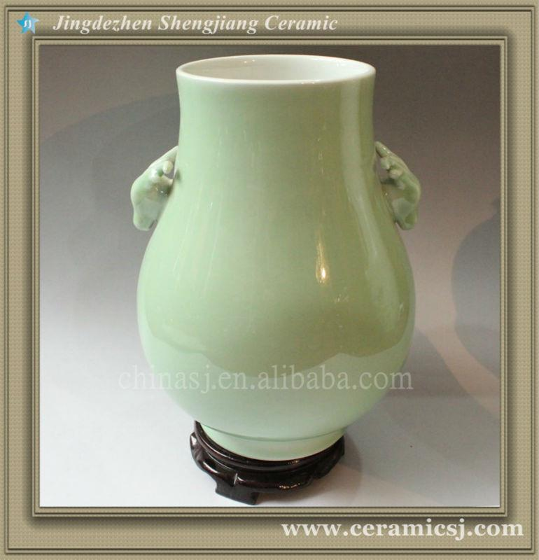 RYVZ09 jingdezhen indoor ceramic pot vase