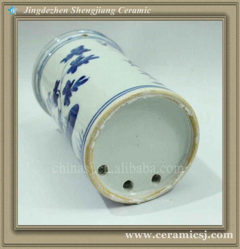 RYWK04 chinese jingdezhen ceramic cheap flower vase