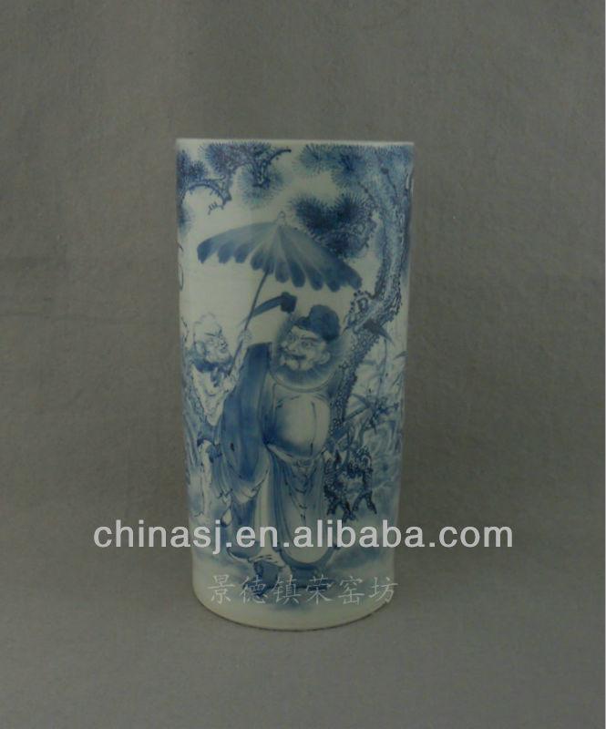 RYUC01 garden decorative ceramic umbrella stand
