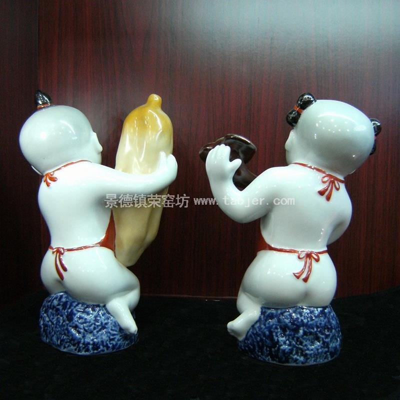 Fine porcelain figurines WRYEQ15