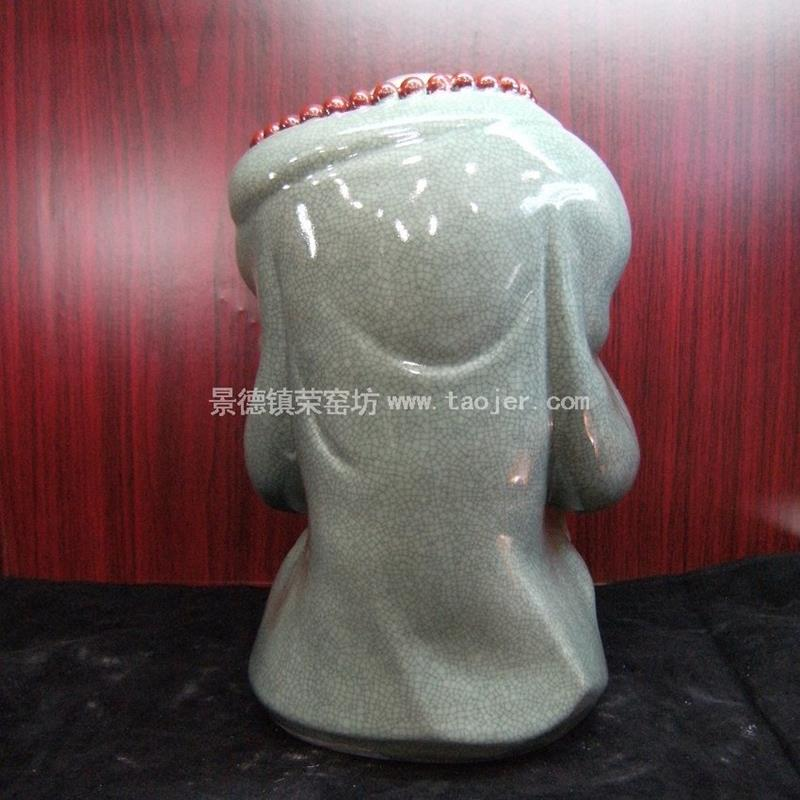 Porcelain religious statue WRYEQ21