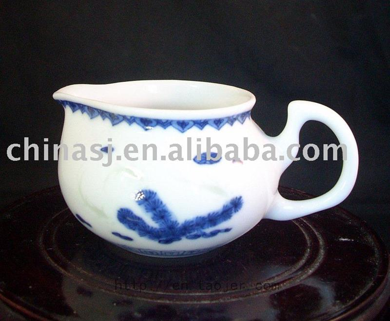 Beautiful Ceramic Fair Cup Ryr108 Jingdezhen Shengjiang