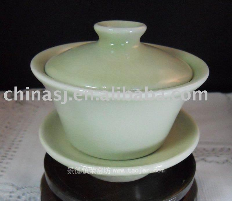 Celadon Porcelain Gaiwan RYGZ01