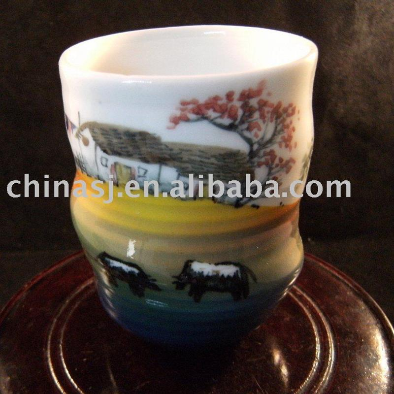 Ceramic cup WRYEH08