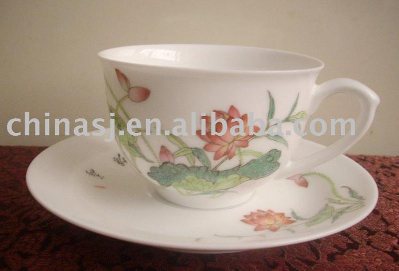 Ceramic tea or coffee cup RYAG24