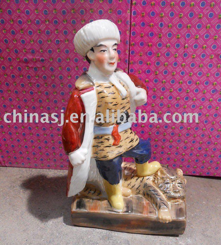 Culture Revolution Porcelain Statue WRYGU10