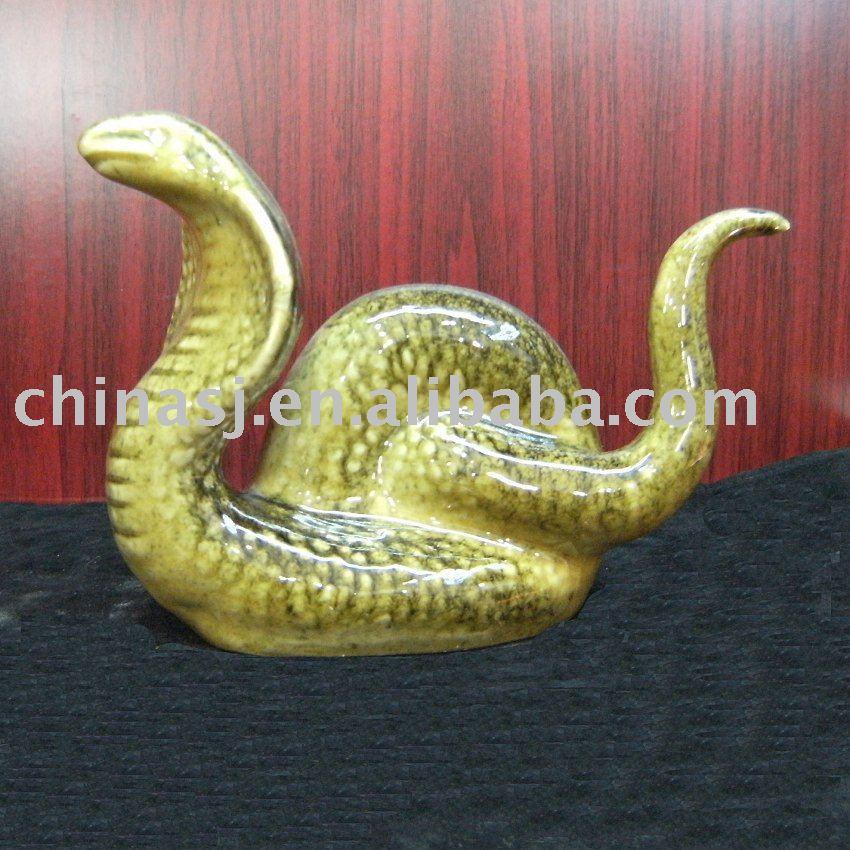 Fine Ceramic Snake Wryeq22 Jingdezhen Shengjiang Ceramic