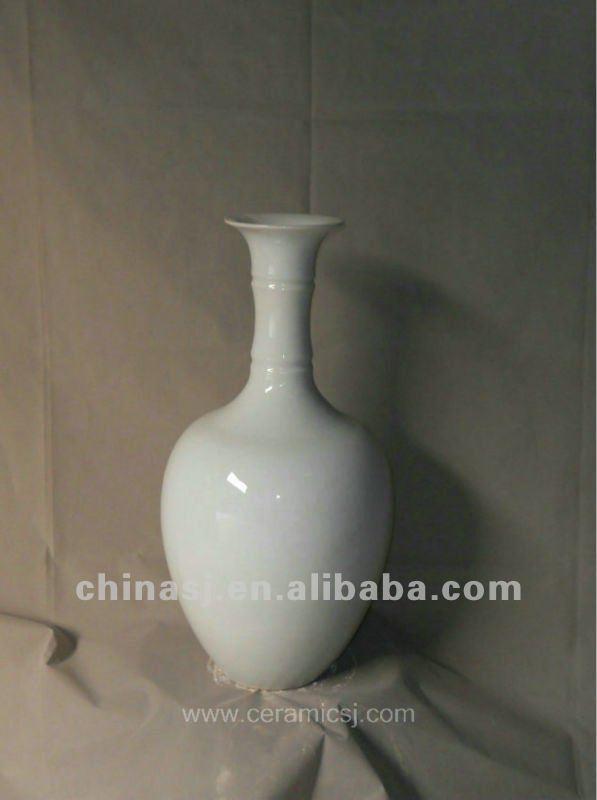 Ryrj07 Long Neck Jingdezhen Porcelain Color Vases